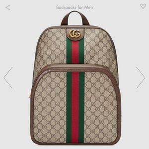 Ophidia GG medium backpack